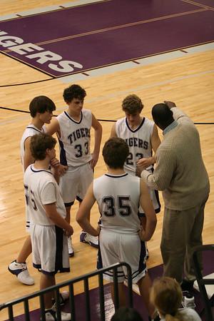 Darlington JV  Boys Basketball Game 12-02-2005