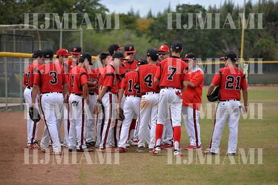 Pace JV Baseball 2/24/18