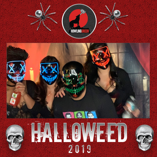 HALLOWEEN PARTY - SOCIAL BOOTH