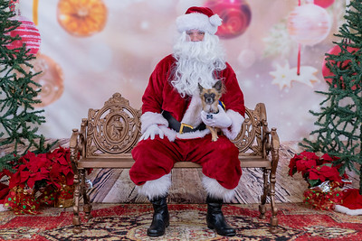 Santa Pet Photos 2018/12/02