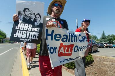 #KilltheBill Day of Action-rally for healthcare
