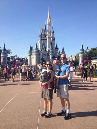 2016.04 Orlando Getaway & Disney