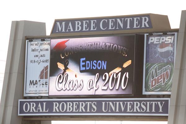 Edison H.S. Graduation