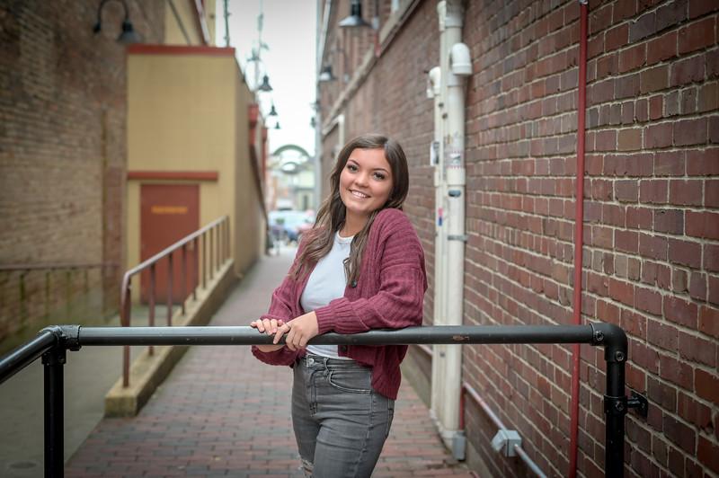 Alexa Snyder's Sweet 16!