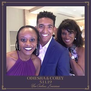 Odiesha & Cory 5.11.19 @ Renaissance Arts