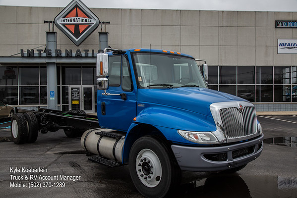 2012 International 4300 | Unit  U-2466