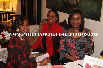 The DC Democratic Women's Club  - Blair Mansion Restaurant