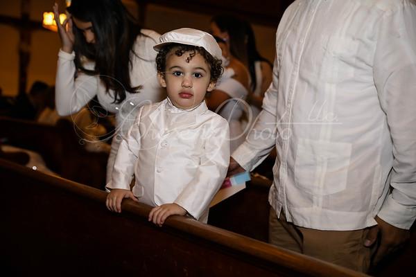 Sebastian's Baptism