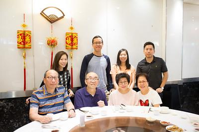 Wong family visit 2018