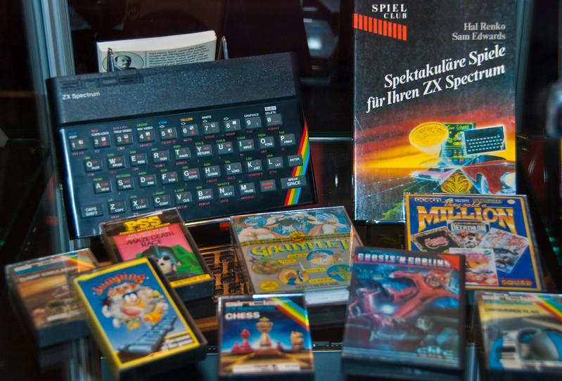 ZX-Spectrum on GamesCom