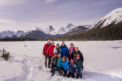 Engadine Lodge - Joanna Massam and Family