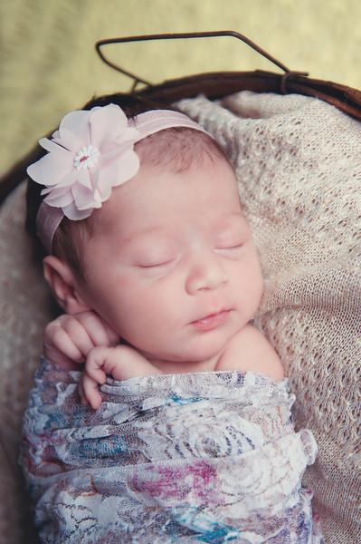 Baby Meena Jan 2014
