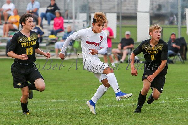 09/19/19 WHS @ East Troy