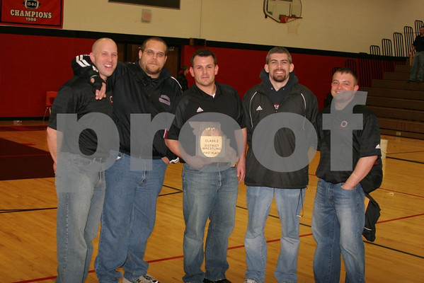 Varsity-Odessa at Districts 2-10-07 Part 3 of 3