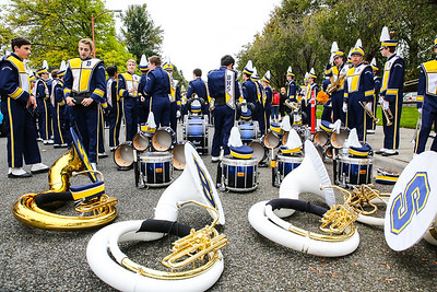 Parade Preparation