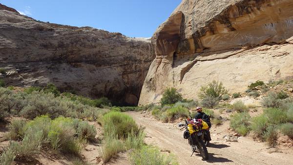 2014 Western Trans America Trail