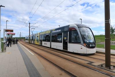 Edinburgh Tram 2021