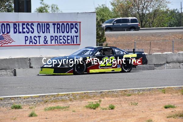 Late Model drivers U-Z