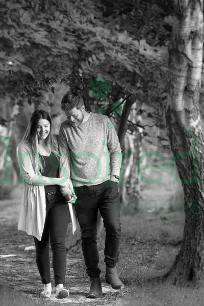 Charlotte & Ali Engagement Shoot Ashdown Forest