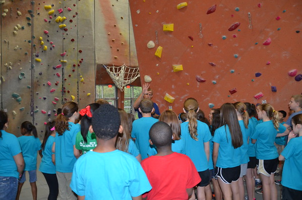 2015 Elementary Ropes Course