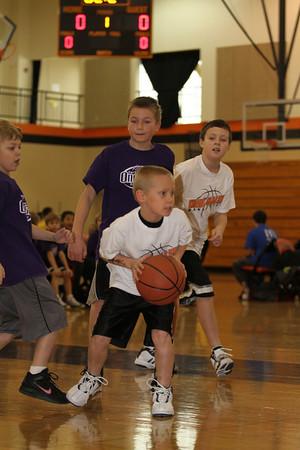Brennan Basketball 2012