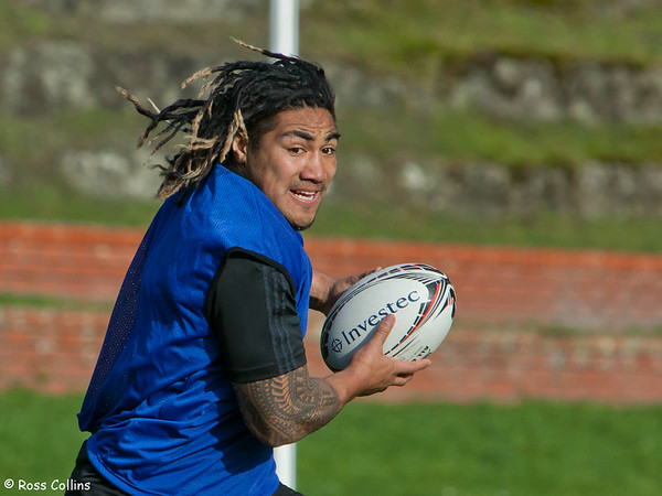 All Blacks Training Camp - 2011