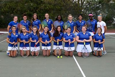 Girls Varsity Tennis –2019
