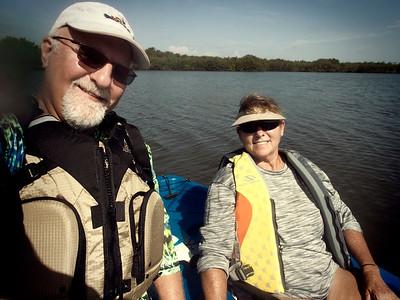 Kayaking  July 8th, 2017