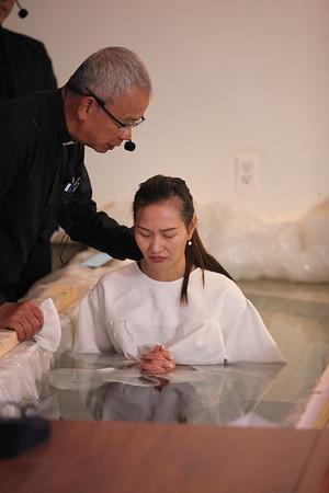 2018 Christmas Sunday & Baptism