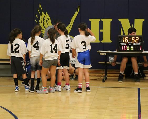12-2-18 10U Girls Lightning Tournament Win