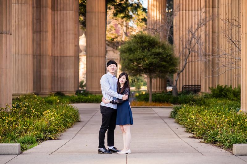 Vicky & Zack - January '21