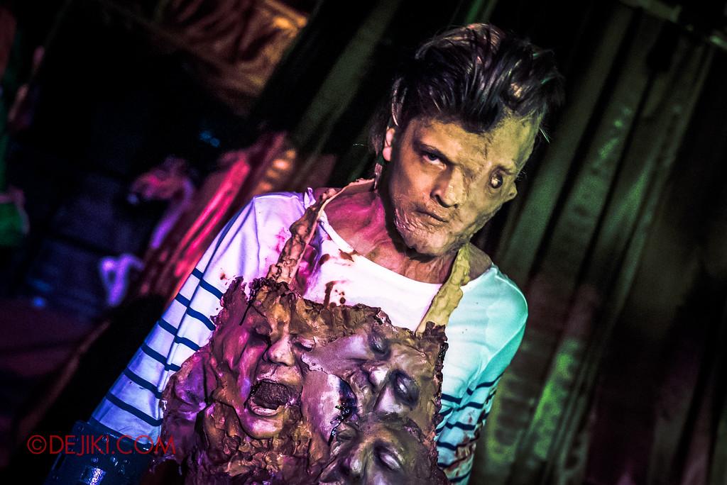 Halloween Horror Nights 6 - Bodies of Work / Damien Shipman