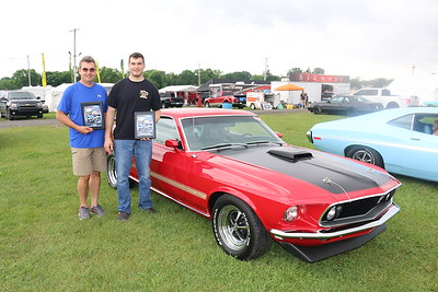 Carlisle Ford Nationals 2016
