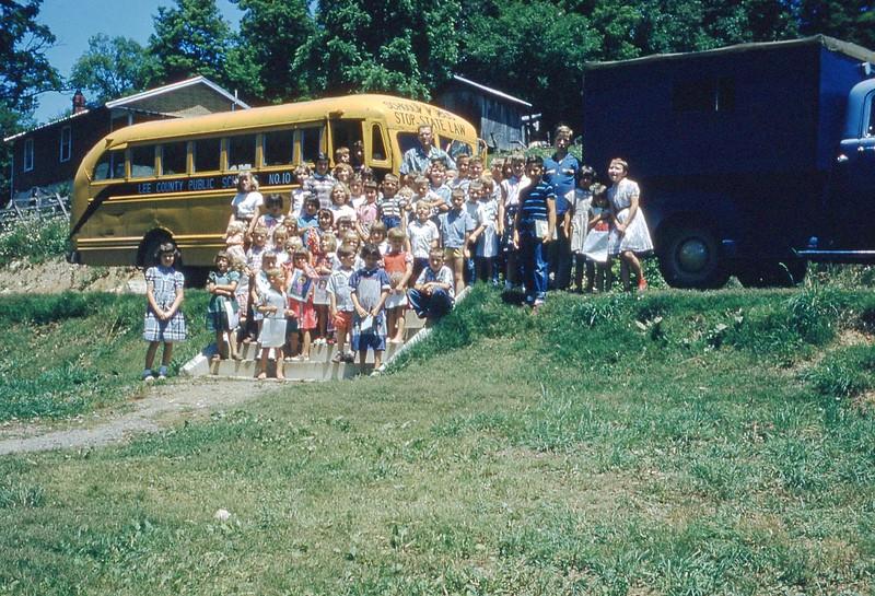 1951 Buses for DVBS