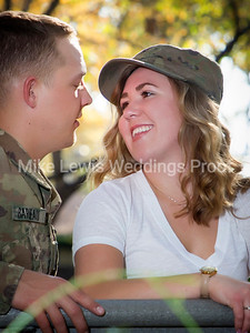Kaitlyn & Chase Engagement photos