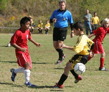Rome YMCA Rome GA Soccer Tournament 2006 Saturday 1:30 games