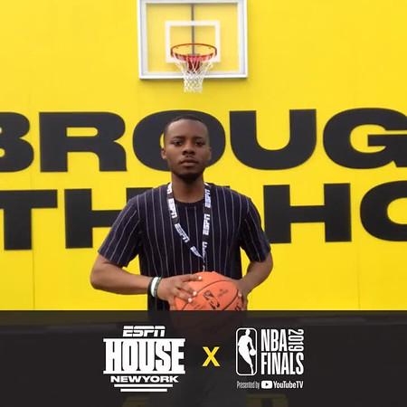 ESPN House New York NYC Pod 2 MP4s