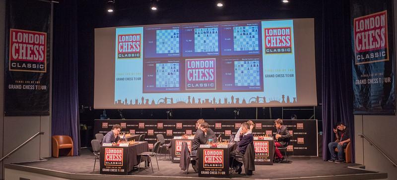 London Chess Classic, Round 3