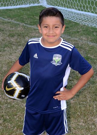 Vasquez U9 Academy Fall 2019