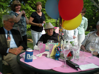 Uncle Phil's 95th Birthday