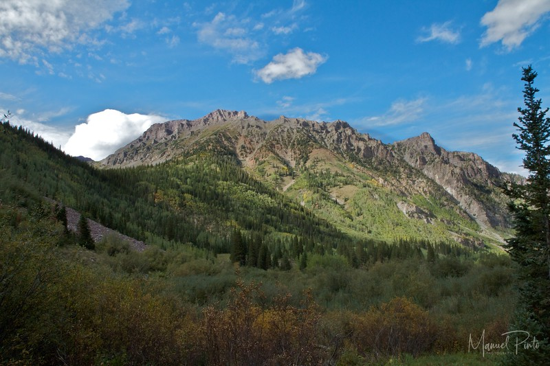 West Maroon Pass Trail