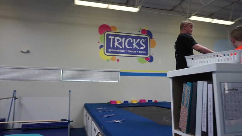 Tricks footage