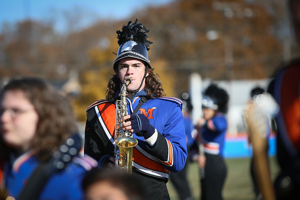 Millville Band Thanksgiving 2017
