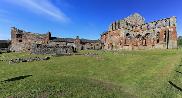 April 23 - Lanercost Priory and Hadrian's Wall