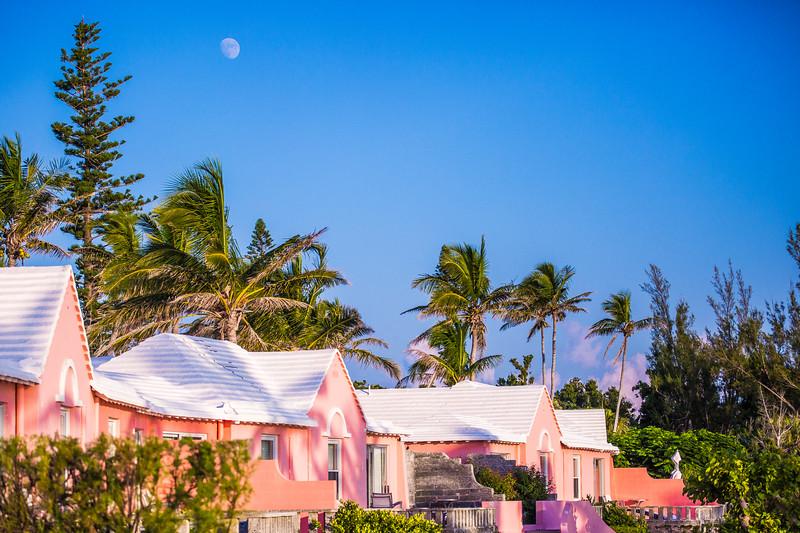 pink cottage getaway