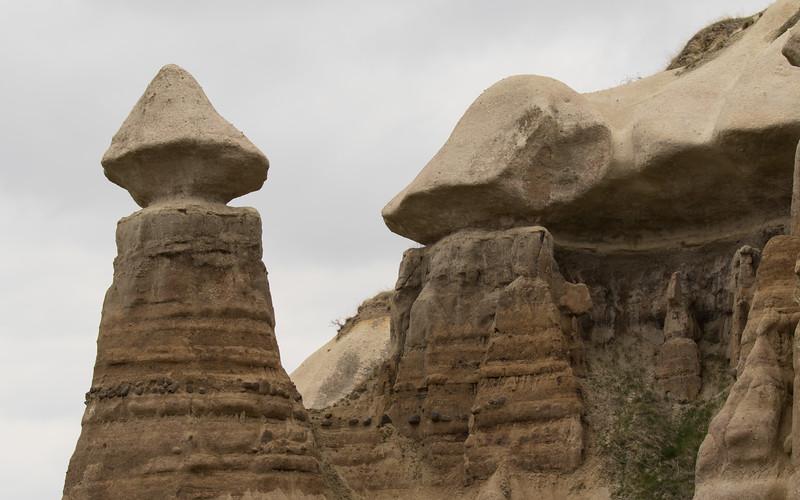 cappadocië, göreme, pigeon valley