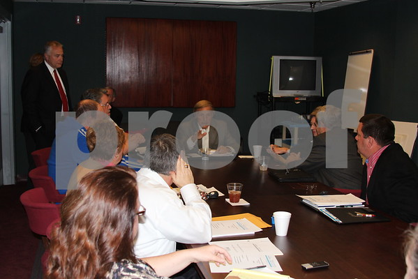 UCMH Board Called Meeting - December 2012