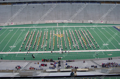 Bands of America - Halftime Formations