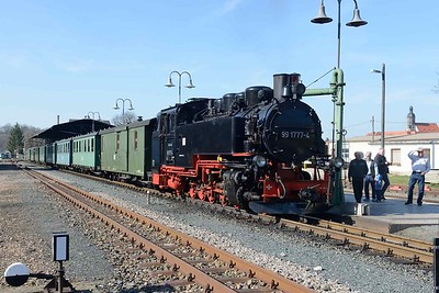 2018 Dresden Steam Festival and Prague