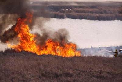 Lowry Wildland Fire